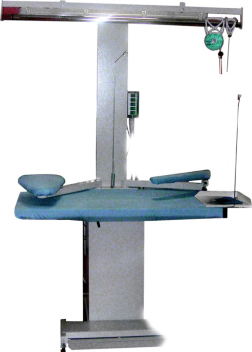 Утюжильный стол 43